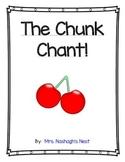 The Chunk Chant!  Book & Lyrics