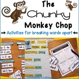 Decoding Strategies Activities The Chunky Monkey Chop