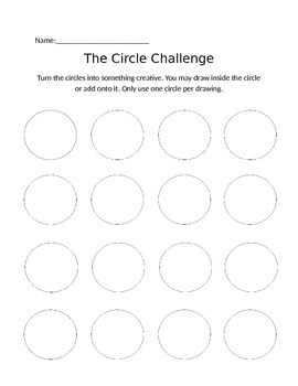 The Circle Challenge