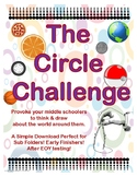 The Circle Challenge: Perfect for End of the Year