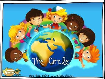 The Circle Song – Songbook Mp3 Digital Download, Names, Greetings