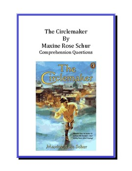 The Circlemaker by Maxine Rose Schur