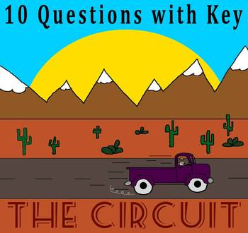 """The Circuit"" by Francisco Jimenez -- 10 Questions with Key"