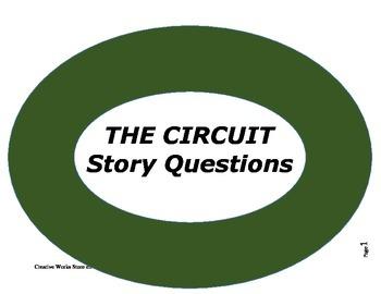 The Circuit by Francisco Jimenez ( Reading Comprehension Quiz/ Test/Exam)