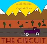"""The Circuit"" by Francisco Jimenez -- Vocabulary Practice: Context Clues"