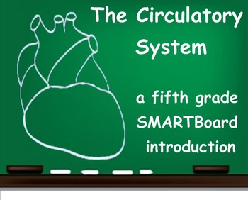 The Circulatory System - A Fifth Grade SMARTBoard Introduction