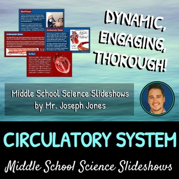 The Circulatory System: A Life Sciences Slideshow!