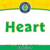 The Circulatory System - Heart - NOTEBOOK Gr. 3-8