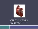 The Circulatory System with Intro to Blood