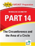 The Circumference and The Angle of a Circle 8 pages 41 que