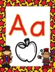 The Circus Bunch Alphabet Posters