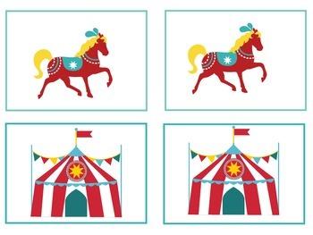 The Circus Classroom Decor Kit