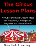 The Circus Lesson Plans