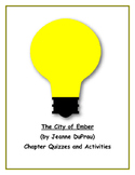 The City of Ember Chapter Quizzes and Activities