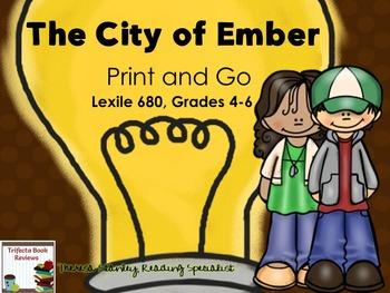 Novel Study:  The City of Ember