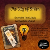 The City of Ember-Complete Novel Study-Common Core Correlated