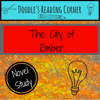 The City of Ember Comprehension Questions and Lesson Plans