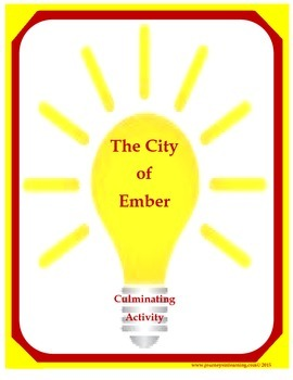 The City of Ember Culminating Activity