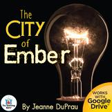 The City of Ember Novel Study Book Unit