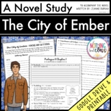 The City of Ember Novel Study Unit