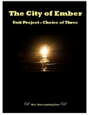 The City of Ember Projects and Rubric
