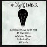 The City of Ember Test (Editable)