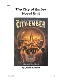 The City of Ember Unit
