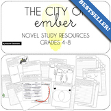 The City of Ember by Jeanne DuPrau- Novel Study Resources