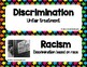 Civil Rights Movement Word Wall