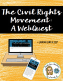 The Civil Rights Movement: A WebQuest using Google Sites a