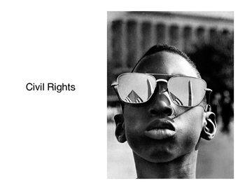 The Civil Rights Movement (Presentation)