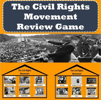 The Civil Rights Movement Review Game