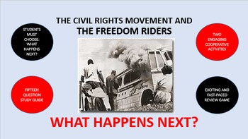 The Civil Rights Movement and the Freedom Riders:  What Ha