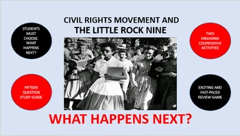 The Civil Rights Movement and the Little Rock Nine:  What