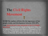 The Civil Rights Movement for 5th Graders