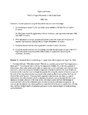 The Civil Rights Movement in the United States DBQ Exam