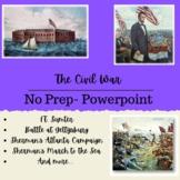 5th Grade --- The Civil War