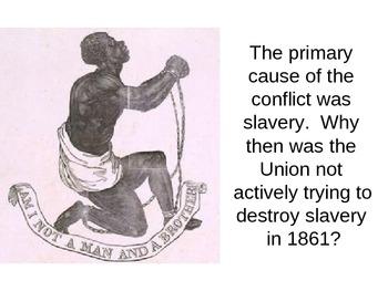 The Civil War: 1861-1862