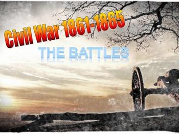 The Civil War 1861-1865-The Battles