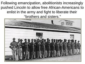 The Civil War 1862-1865