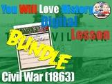 The Civil War: 1863 Digital Bundle