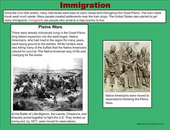The Civil War -  A Fourth Grade PowerPoint Introduction
