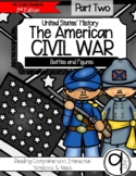 The Civil War: Battles and Figures {2nd Edition}