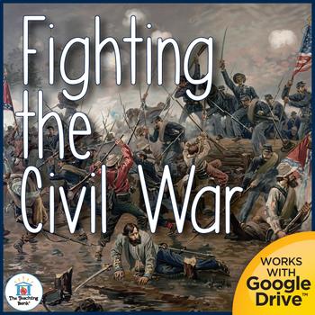 The Civil War Begins Interactive Notebook