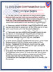 The Civil War Begins~Study Guide~Cloze Passage~Worksheet~5~Social Studies Weekly