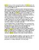 The Civil War -- CLOZE Reading