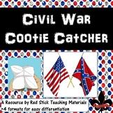 The Civil War Cootie Catcher