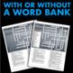 The Civil War Crossword Puzzle - 25 Terms+Key