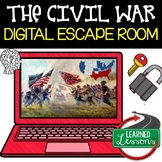 The Civil War Digital Escape Room, The Civil War Breakout