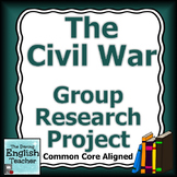 Civil War Group Research Project